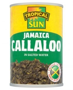 Tropical Sun Jamaican Callaloo