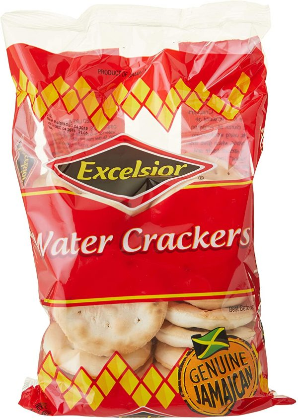 Excelsior water crackers small
